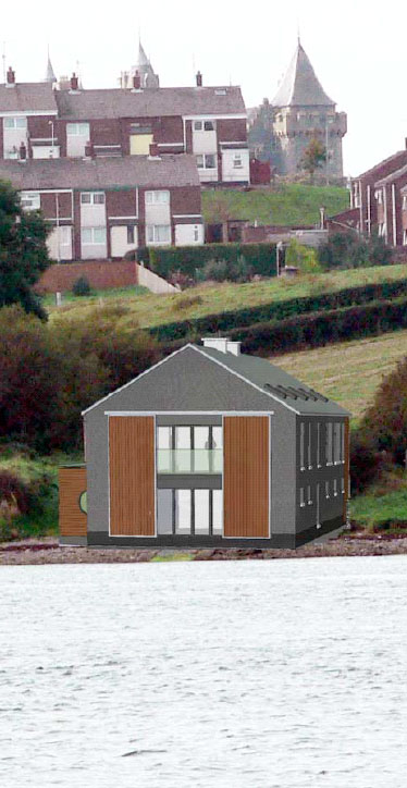 Comber Road Boathouse 2